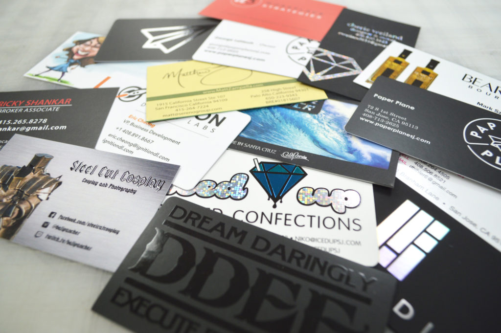 Business Cards – Big Ink Printing